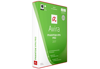 Avira Phantom VPN Pro 2017-1 User/3 Geräte