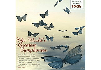 VARIOUS - The World's Greatest Symphonies - (CD)