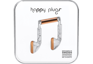 HAPPY PLUGS Earbud Deluxe EditionCarrara Marble