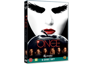 Once upon a time S5 Äventyr DVD