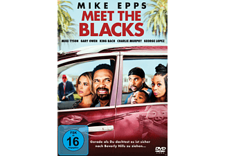 Meet the Blacks - (DVD)