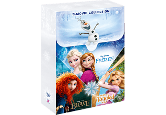 Disney Vinterbox Animation / Tecknat DVD