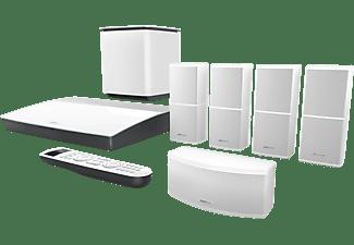 bose 5 1 heimkino system lifestyle 600 mediamarkt. Black Bedroom Furniture Sets. Home Design Ideas