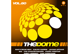 VARIOUS - The Dome,Vol.80 - (CD)