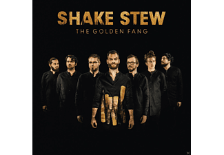 Shake Stew - The Golden Fang - (CD)