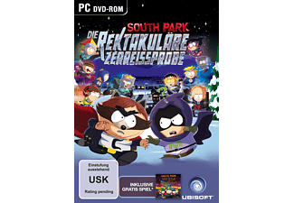 South Park - Die rektakuläre Zerreißprobe [PC]