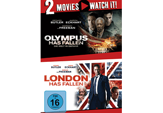 Olympus has fallen-Die Welt in Gefahr/London - (DVD)