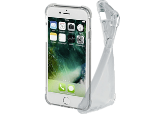 HAMA Crystal Pro Backcover Apple iPhone 7/8 Thermoplastisches Polyurethan Transparent