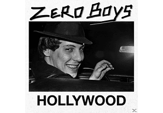 Zero Boys - Hollywood - (Maxi Single CD)