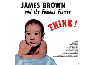 Brown, James / Famous Flames, The - Think - (Vinyl)