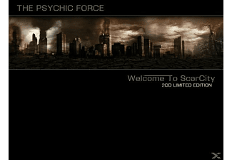 The Psychic Force - Welcome To ScarCity (limited) - (CD)