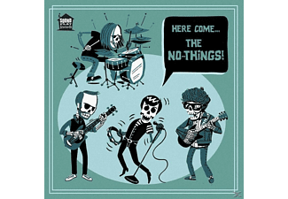 The No-Things - Here Come... - (Vinyl)