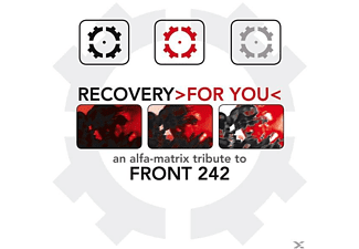 Various (front 242 Tribute) - Recovery <gt/>For You<lt/> A Tribute To Front 242 - (CD)