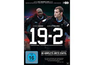 19-2 - Staffel 3 - (DVD)