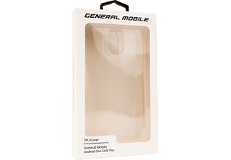 GENERALMOBILE Clear Case Android One GM 5 Plus