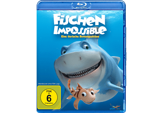 Fischen Impossible (Fun-Edition) [Blu-ray]