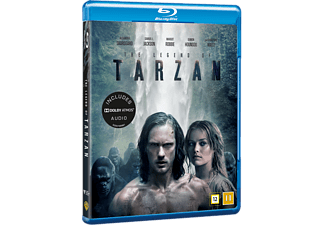 The legend of Tarzan Äventyr Blu-ray