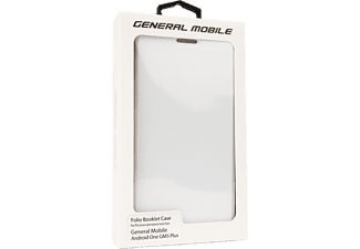 GENERALMOBILE Foliocase Android One GM5 Plus Wit