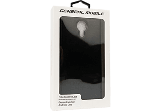 GENERALMOBILE Foliocase Android One GM5 Zwart