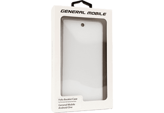 GENERALMOBILE Foliocase Android One GM5 Wit