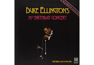 Duke Ellington & His Orchestra - 70TH BIRTHDAY CONCERT - (Vinyl)