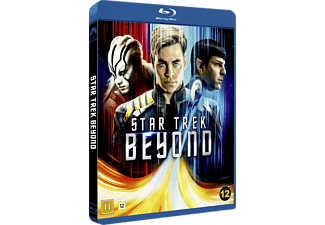 Star Trek: Beyond Science Fiction Blu-ray