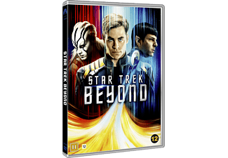 Star Trek: Beyond Science Fiction DVD