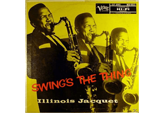 Illinois Jacquet - Swing's The Thing - (Vinyl)