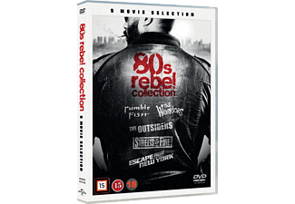 80s Rebels Collection  DVD