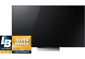 "SONY KD65XD9305BAEP 65"" Smart  UHD 4K -TV 100 Hz Svart"