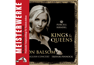 Alison Balsom - Kings & Queens - (CD)