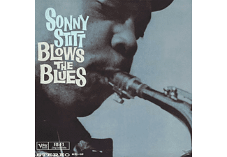 Sonny Stitt - Blows The Blues - (Vinyl)
