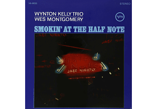 Wynton Trio Kelly - Smokin'at The Half Note - (Vinyl)
