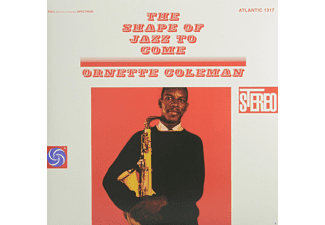 Ornette Coleman - Shape Of Jazz To Come - (Vinyl)