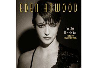 Atwood Eden - I'm Glad There Is You [CD]