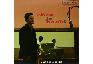 Chet Baker - Chet Is Back 50th Anniversary - (Vinyl)