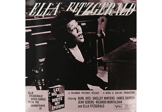 Ella Fitzgerald - Let No Man Write My Epitaph - (Vinyl)