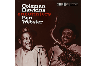 Coleman Hawkins, Ben Webster - Coleman Hawkins Encounters Ben Webster - (Vinyl)