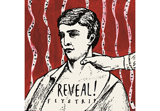 Reveal - Flystrips  (Jewelcase Incl.12 Page Booklet) - (CD)