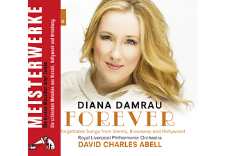 Diana Damrau, Royal Liverpool Philharmonic Orchestra, David Charles Abell - Forever - (CD)