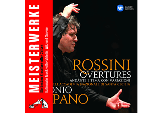 Antonio Pappano - Ross:Ouvertüren [CD]