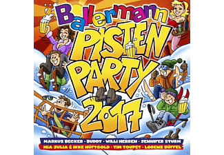 VARIOUS - Ballermann Pistenparty 2017 [CD]