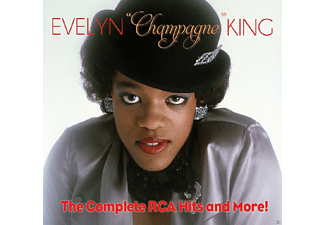 "Evelyn ""Champagne"" King - Complete RCA Hits & More - (CD)"