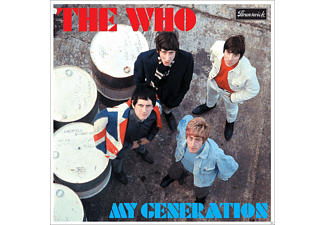 The Who - My Generation (LTD 3-LP Deluxe) - (Vinyl)
