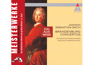 VARIOUS - Brandenburg. Konzerte 1-6 [CD]