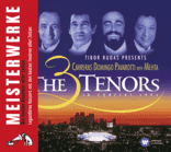 Plácido Domingo - 3 Tenors With Mehta In Concert 1994 (CD) jetztbilligerkaufen