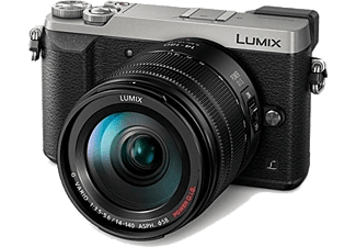 PANASONIC GX80 Kit με φακό 14-140mm S - (DMC-GX80HEGS)