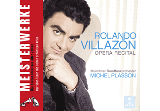 M. Plasson, R. Villazon - Opern-Recital - (CD)