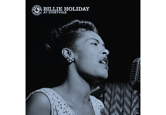 Billie Holiday - At Storyville - (Vinyl)