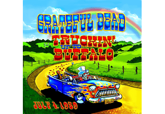 Grateful Dead - Truckin' Up To Buffalo: July 4, 1989 - (Vinyl)